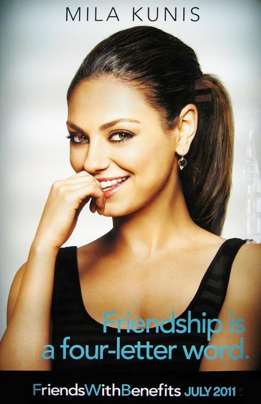 Friends with Benefits / Секс по дружбе (2011) DVDRiP